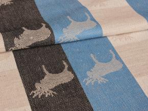 Ткань полотенечная п лен лоси полоска фото 3>                   <span class=
