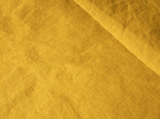 Ткань с эффектом мятости лен 100 пижма фото 1>                   <span class=
