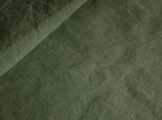Ткань с эффектом мятости лен 100 сафари фото 1