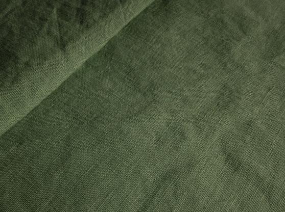 Ткань с эффектом мятости лен 100 сафари фото 1>                   <span class=