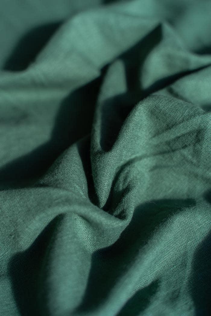 Ткань с эффектом мятости п лен хвоя фото 2>                   <span class=
