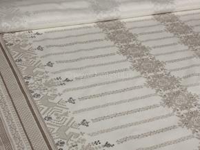 Ткань скатертная хлопок 100 коники серые фото 3>                   <span class=