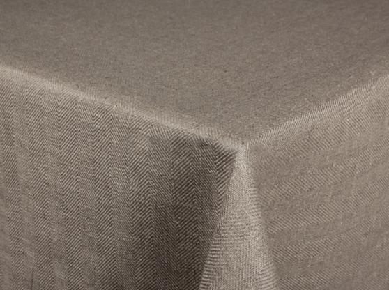 Ткань скатертная лен 100 елочка фото 1>                   <span class=
