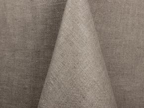 Ткань скатертная лен 100 елочка фото 2>                   <span class=