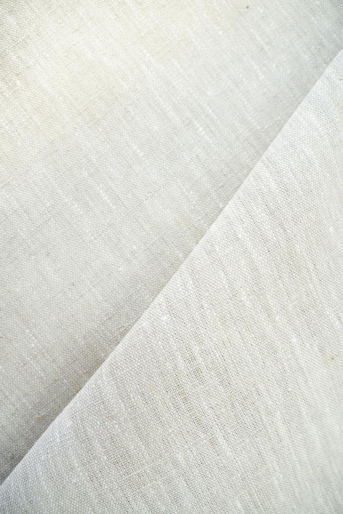 Ткань скатертная лен 100 песчаная осока фото 1>                   <span class=