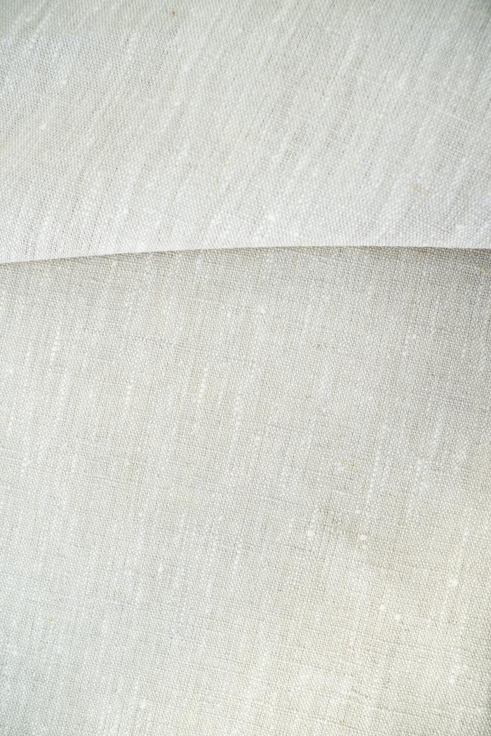 Ткань скатертная лен 100 песчаная осока фото 4>                   <span class=