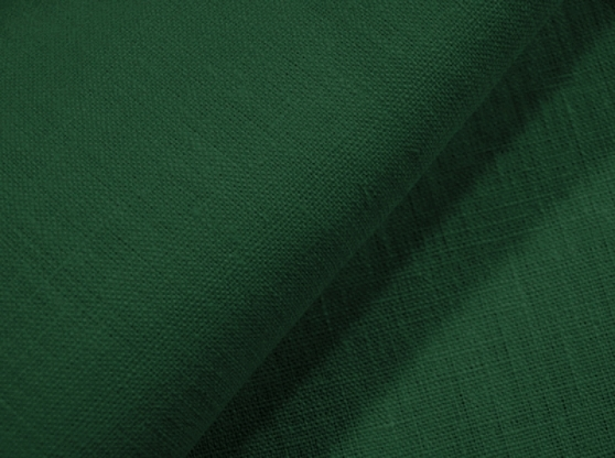 Ткань скатертная лен 100 трава фото 1