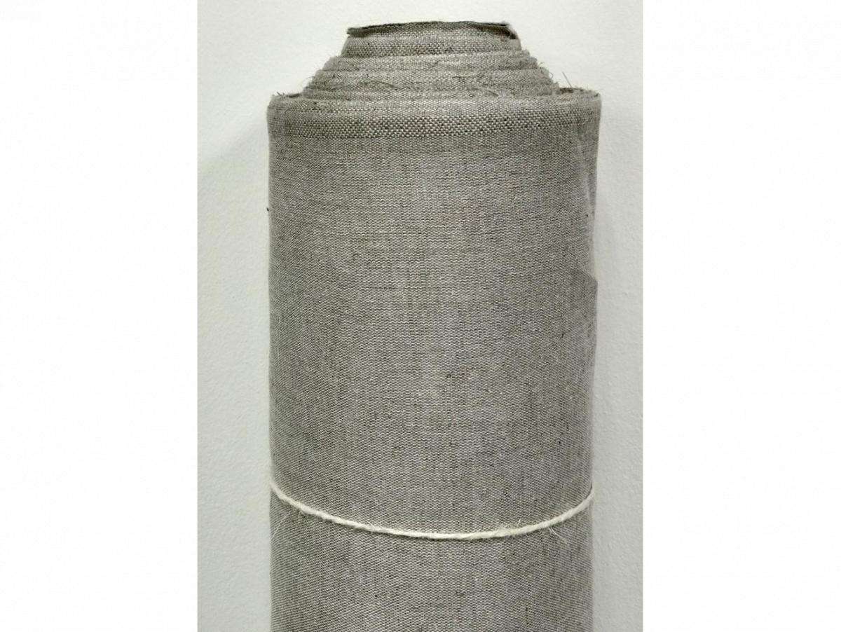 Ткань скатертная п лен натуральный цвет фото 1>                   <span class=