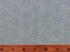Ткань скатертная п лен серые соты фото 3