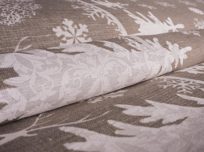 Ткань скатертная п лен сказочный лес фото 2