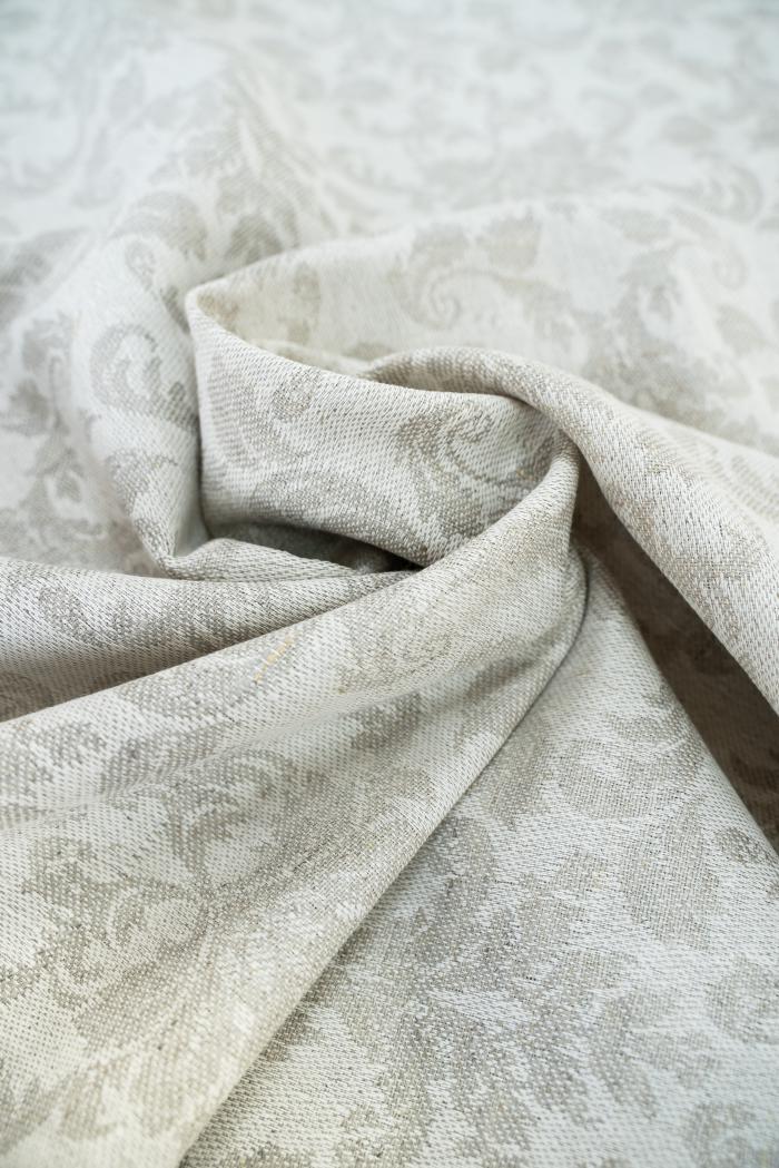 Ткань скатертная п лен ажурный мотив фото 5>                   <span class=