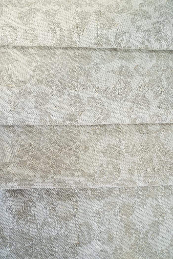 Ткань скатертная п лен ажурный мотив фото 6>                   <span class=