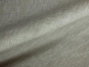 Ткань сорочечная лен 100 натуральный серый фото 2>                   <span class=