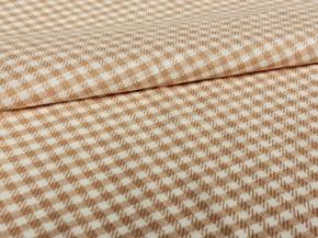 Ткань сорочечная п лен бежевая клетка фото 2>                   <span class=