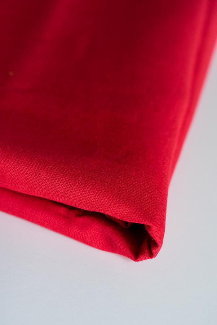 Ткань сорочечная п лен брусника фото 2>                   <span class=