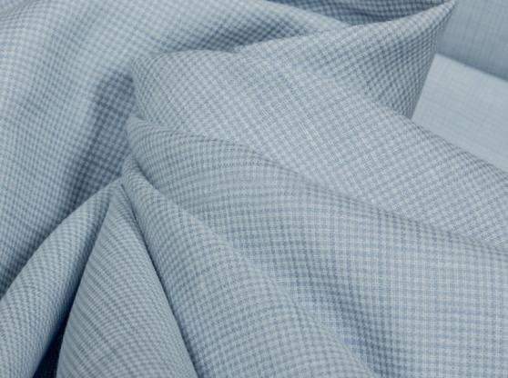 Ткань сорочечная п лен голубая мечта фото 1>                   <span class=