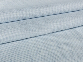 Ткань сорочечная п лен голубая мечта фото 2>                   <span class=