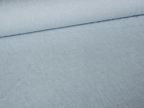 Ткань сорочечная п лен голубая мечта фото 3>                   <span class=