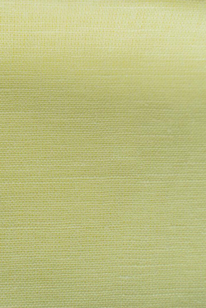 Ткань сорочечная п лен лимон фото 3>                   <span class=