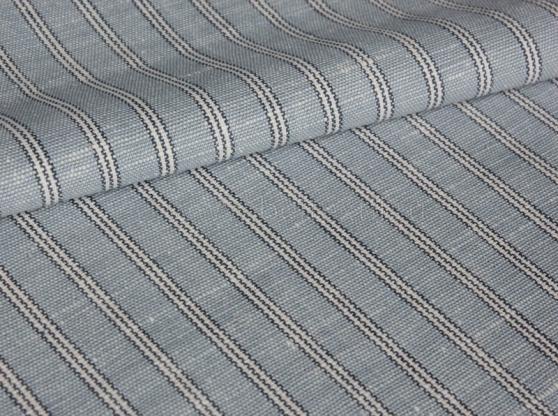 Ткань сорочечная п лен полоски фото 1>                   <span class=