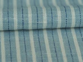 Ткань сорочечная п лен полоски 2 фото 2>                   <span class=