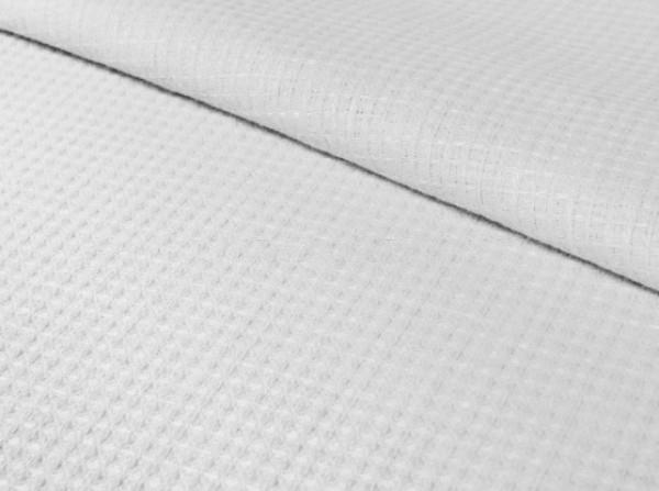 Ткань вафельная п лен белый налив фото 1>                   <span class=