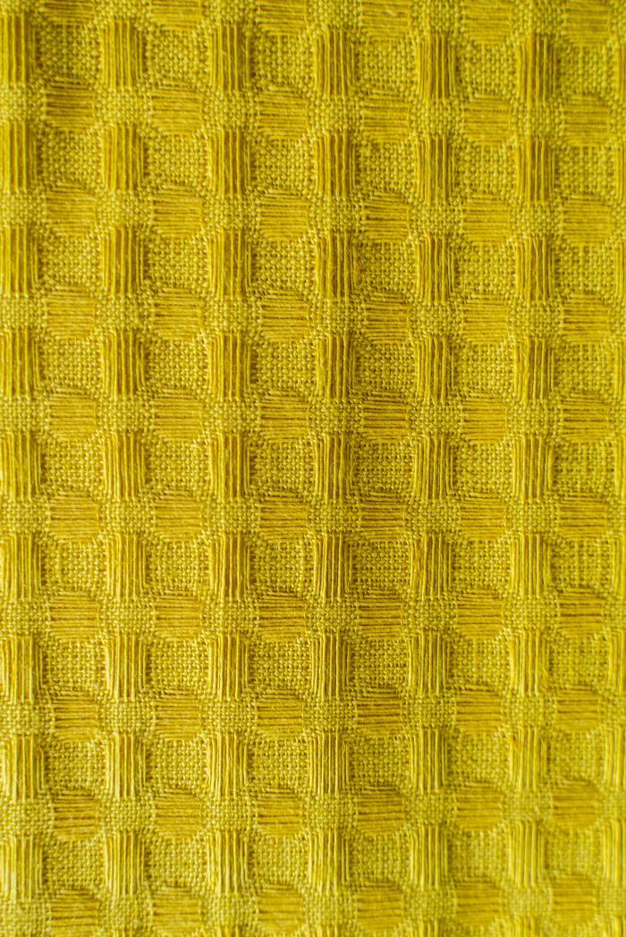 Ткань вафельная п лен мимоза фото 2>                   <span class=