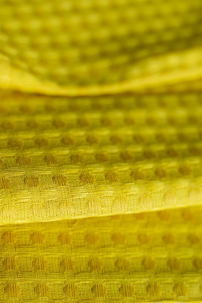 Ткань вафельная п лен мимоза фото 3>                   <span class=