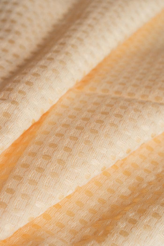 Ткань вафельная п лен персик фото 5>                   <span class=