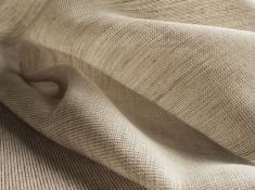 Ткань вуаль лен 100 льняной мотив фото 1