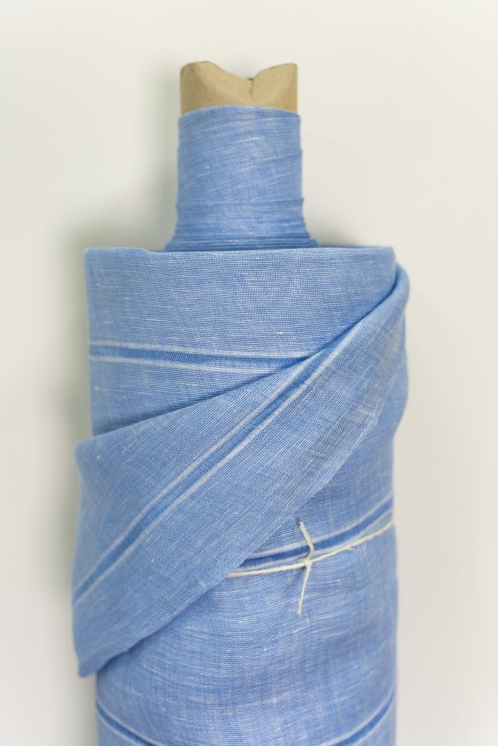 Ткань вуаль лен 100 мускари фото 2>                   <span class=