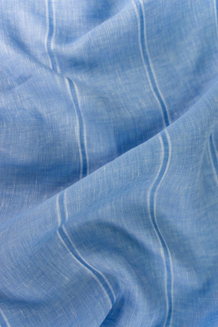 Ткань вуаль лен 100 мускари фото 3>                   <span class=