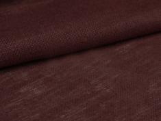 Ткань вуаль п лен лесные каштаны фото 1